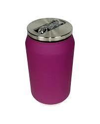 cannette violet mat