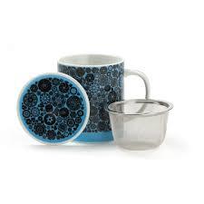 tasse bleu dammann no2