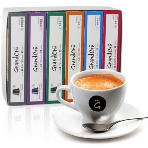"""Capsules pour Nespresso® """"Grand Crü"""""""