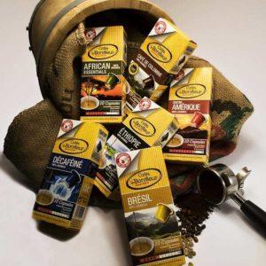 Capsules pour Nespresso® - Boîte de 10 - DESTOCKAGE et NOUVEAUTES