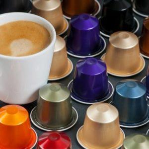 Capsules pour Nespresso - Boîte de 50 & Capsules BIO - Boîte de 50